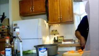 Grandma's Wonton Soup