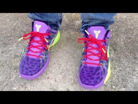Nike Zoom Kobe VII 7 Supreme \