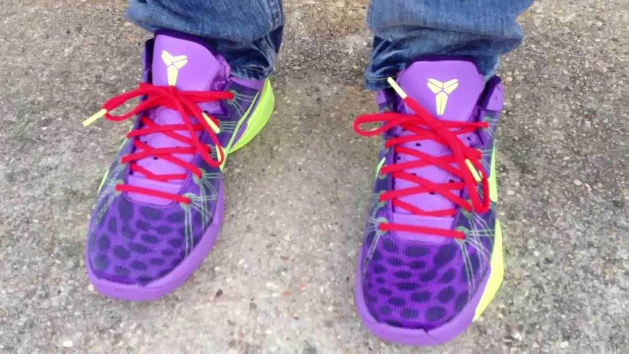 4fc3337e5e2b Nike Zoom Kobe VII 7 Supreme