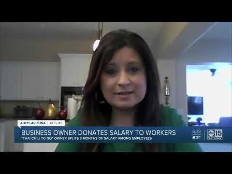Economic fallout of coronavirus hitting Arizona residents