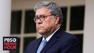 WATCH LIVE: Attorney General Barr to give update on 2019 Pensacola shooting investigation