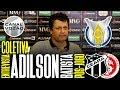 [Série A '19] Coletiva Adílson Batista | Pós-jogo Ceará SC 2 X 0 SC Internacional | Canal Do Vozão
