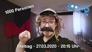 BLEIBEN DEHEMM PARTY by Ungekocht Geniessbar