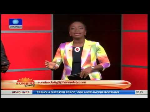 Sunrise Daily: Abuse Of Air Passengers' Right.2