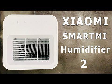 А Ваш Увлажнитель Очищает Воздух? XIAOMI MIJIA SMARTMI Evaporative Humidifier 2 II Мойка воздуха
