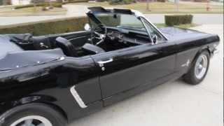 1965 Ford K Code Mustang Convertible Classic Muscle Car for Sale in MI Vanguard Motor Sales
