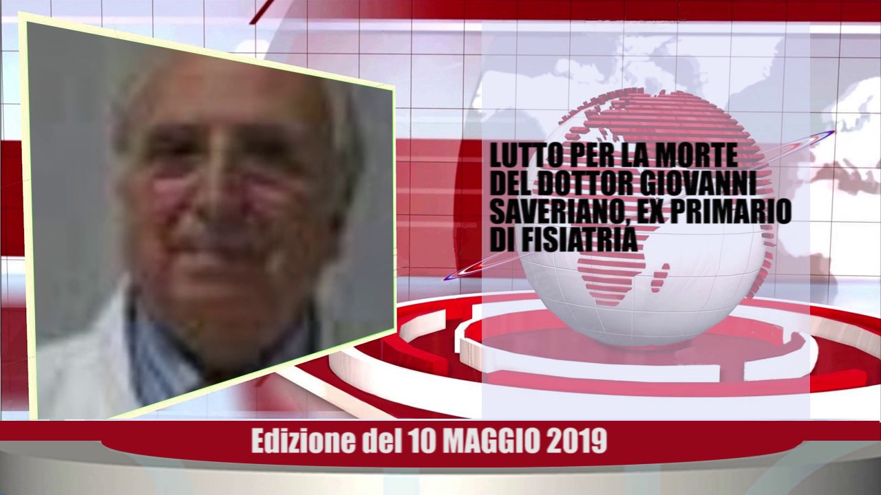 Velluto Notizie Web Tv Senigallia Ed 10 05 19
