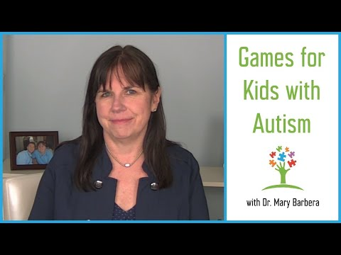 Games For Kids With Autism & How To Start Teaching Games