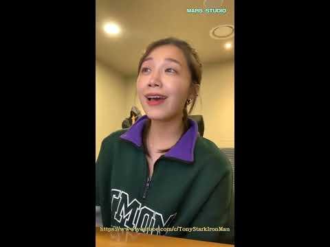Apink EUNJI Cover ' Taeyeon - All About You ' 에이핑크 정은지 태연 그대라는 시