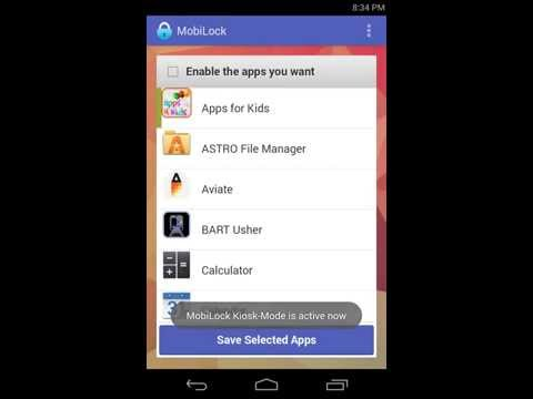 MobiLock Kiosk Lockdown Basic - Apps on Google Play