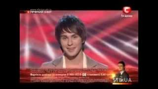 «The X-factor Ukraine» Season 2. First live show. part 3