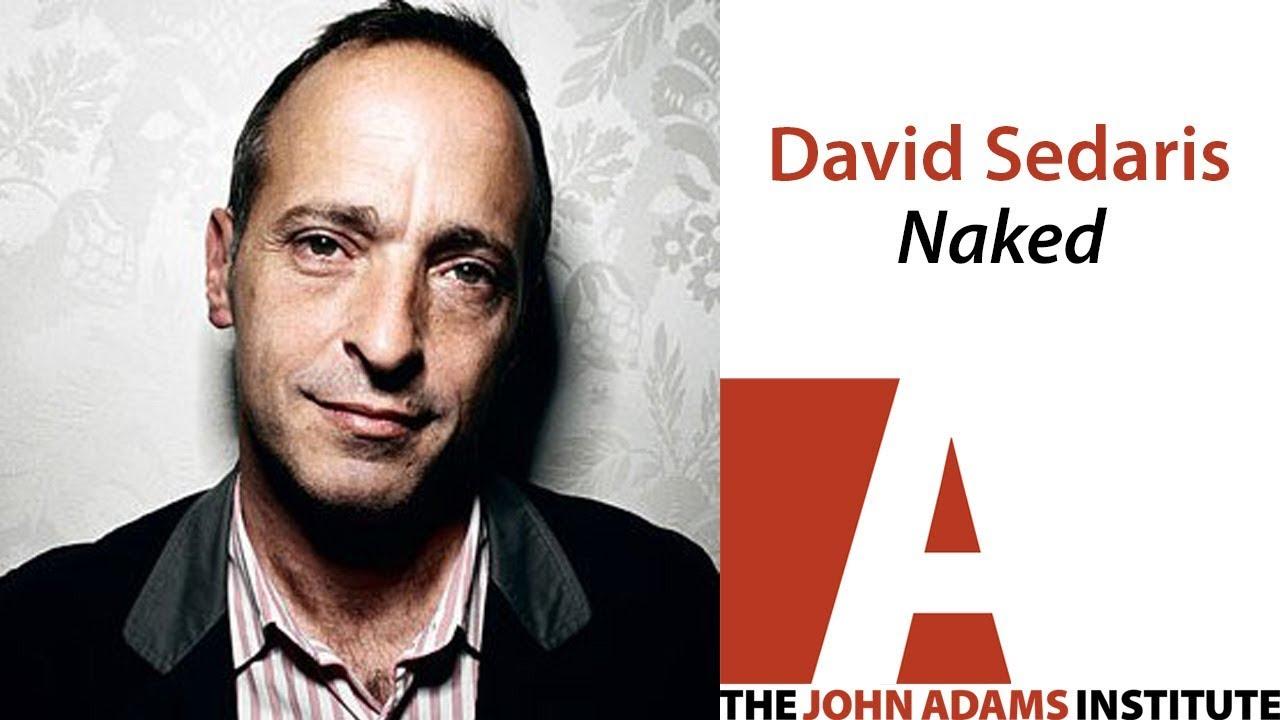 Amy Sedaris Naked david sedaris on naked - the john adams institute