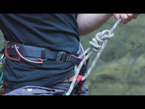 Learn to Tie a Bowline Knot