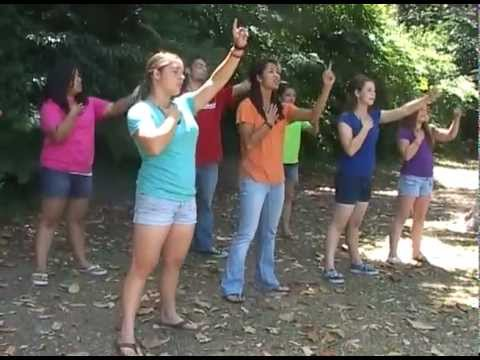 """Following Jesus"" (VBS2012 Handmotions Video)"