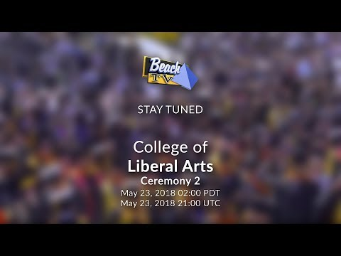 2018 CSULB Commencement - Liberal Arts Ceremony 2