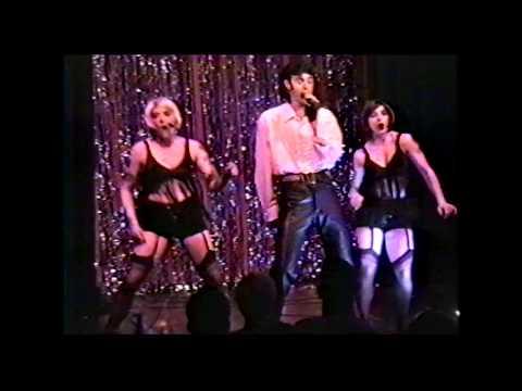 SHOW! : David E Johnston at Josie's Cabaret, SF, 1993