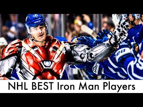Who Are The Best Iron Man Players In The NHL???