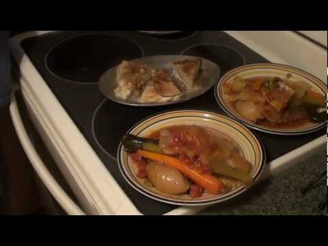 DAD CAN COOK(POT AU FEU)BRAISED BEEF AND DAUPHINOISE POTATOES.
