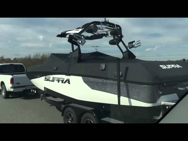 Outer Armor® Mooring Cover Tow for a Supra® Boat