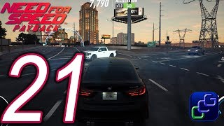NEED FOR SPEED Payback PC 2K Walkthrough - Part 21 - Runner: The Wager