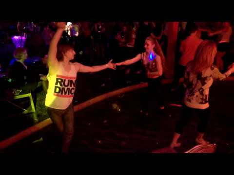 Discofox Disco party style