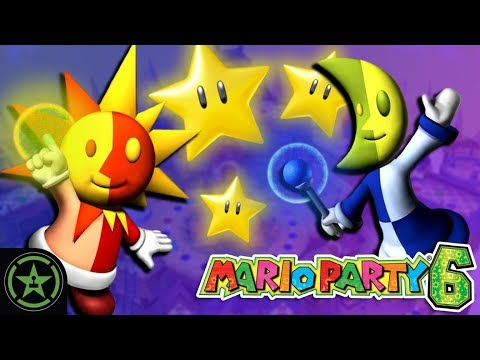 Let's Play - Mario Party 6 - Faire Square