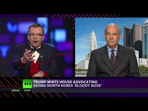 CrossTalk: Koreans talk peace?