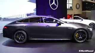 vuclip 2019 Mercedes Benz AMG GT 63 S & AMG C63 Coupe!
