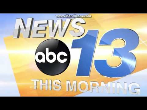 WLOS News 13 this Morning at 4:30am open January 10, 2017