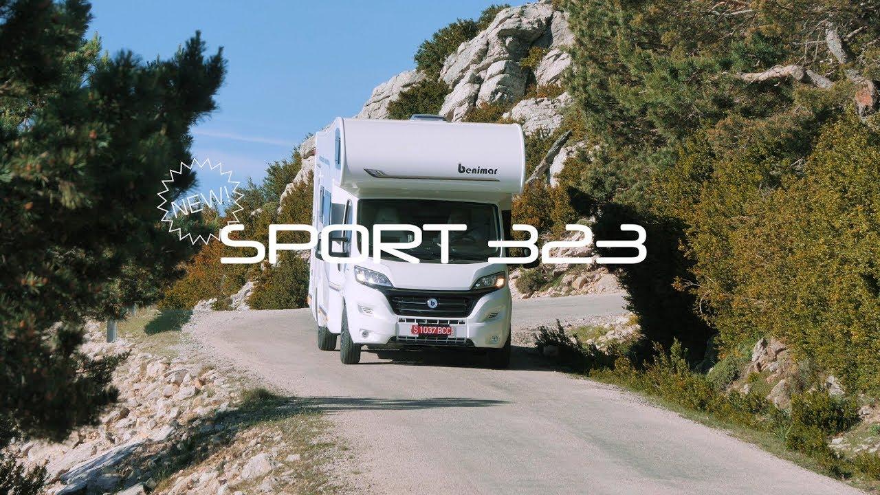 Sport 323 - Autocaravanas & Camping Cars Benimar 2019