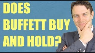 BUY AND HOLD INVESTING STRATEGY