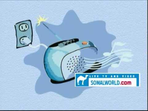 DJIBOUTI RADIO:WARIIYEE HAMUD IBRAHIM  WAREYSII QURBA JOOGTA REER DJIBOUTI EE CIYAARTII NORTHAMPTON