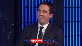 """You might have 2 drinks, Phil might have 2 bits of broccoli"" - Gary Neville on his boring brother"