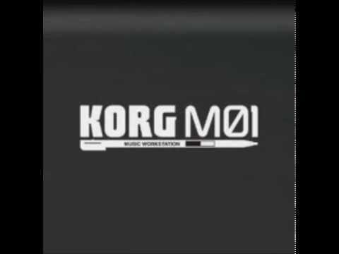 KORG M01 kuun.mp4