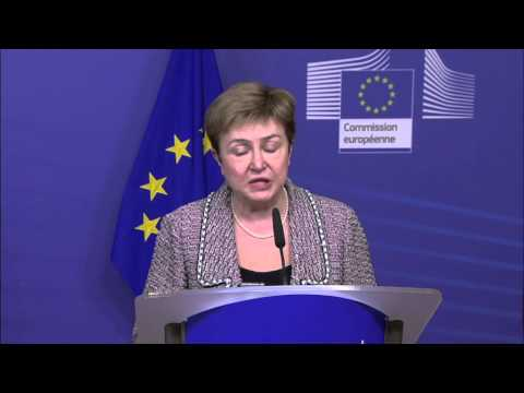 Commissioner Georgieva on outcome of high-level Central African Republic meeting