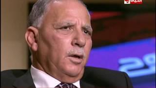 بالفيديو.. نجل عبد الحكيم عامر: المسئول عن وفاة والدي هو «عبد الناصر»