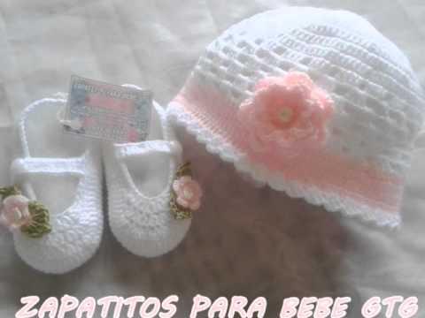 Zapatitos para bebe gtg 4 youtube - Cambiador de bebe de pared ...