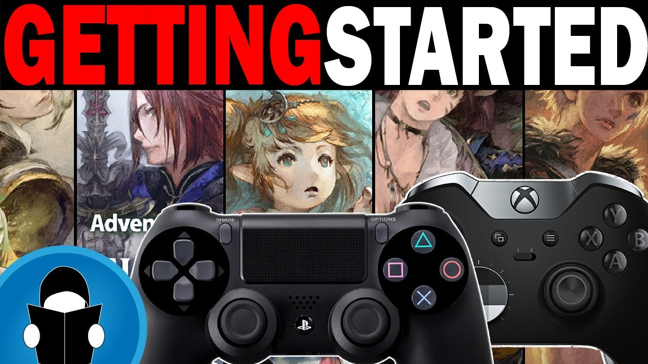 FFXIV Getting Started with the Controller #1 | New Player Guide