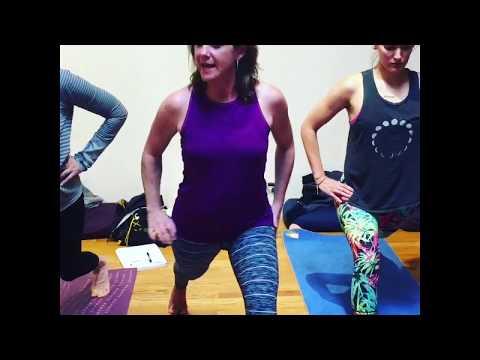 Jamie Elmer Yoga 2017 - Santa Monica Yoga Teacher Training