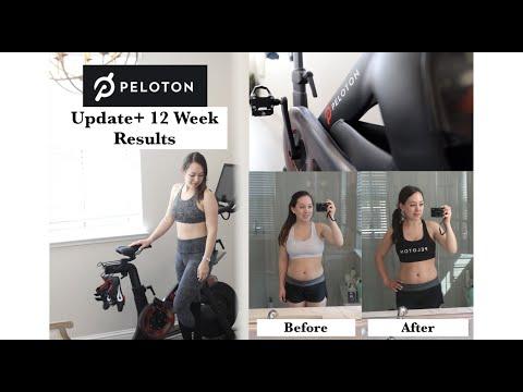 Peloton Update + 12 Week Weight Loss Results