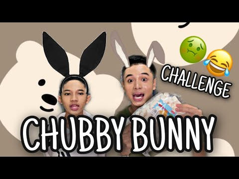 Download MAIN CHUBBY BUNNY CHALLENGE DENGAN BABY😂🤢
