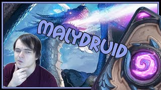 How to play Malygos druid | The Witchwood | Hearthstone