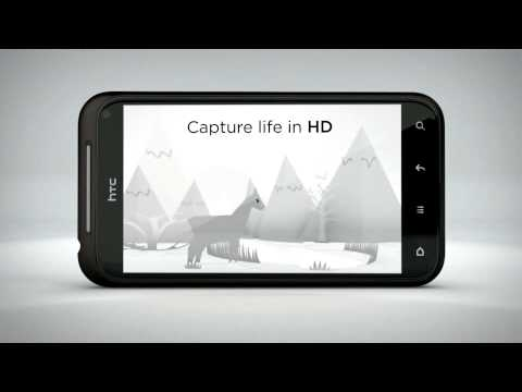 The HTC™ Incredible S - Commercial