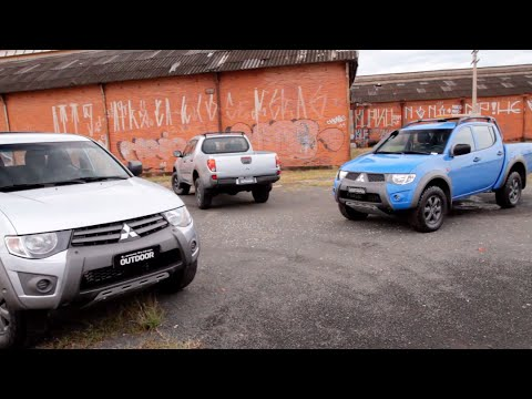 VÍDEO: Mitsubishi L200 Triton 2017