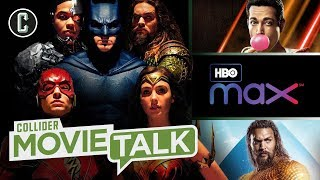 What Could HBO Max Mean for DC Universe? - Movie Talk