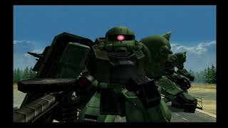 Mobile Suit Gundam Zeonic Front - Mission 1
