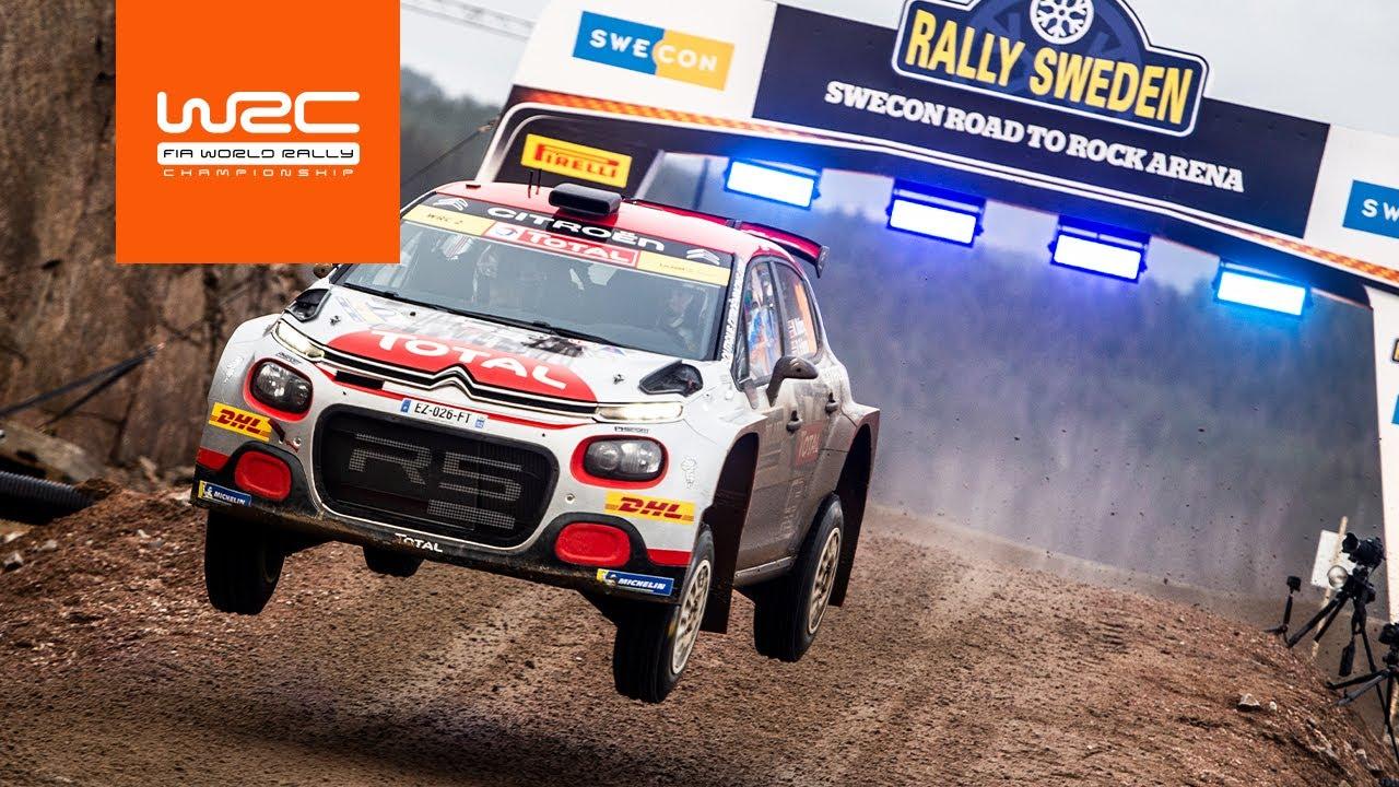 WRC 2 - Rally Sweden 2020: WRC 2 Event Highlights