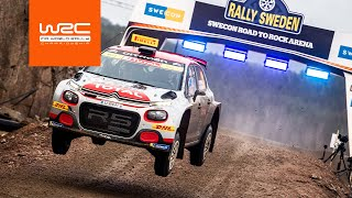 WRC 2 - Rally Sweden 2020: WRC 2 Event Highlights