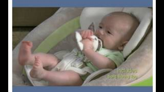 Fisher-price My Little Snugabunny Cradle 'n Swing Best Seller Swing