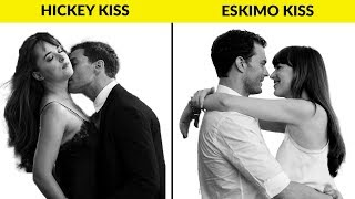 15 Different Types Of Kisses And The Emotions Behind Them